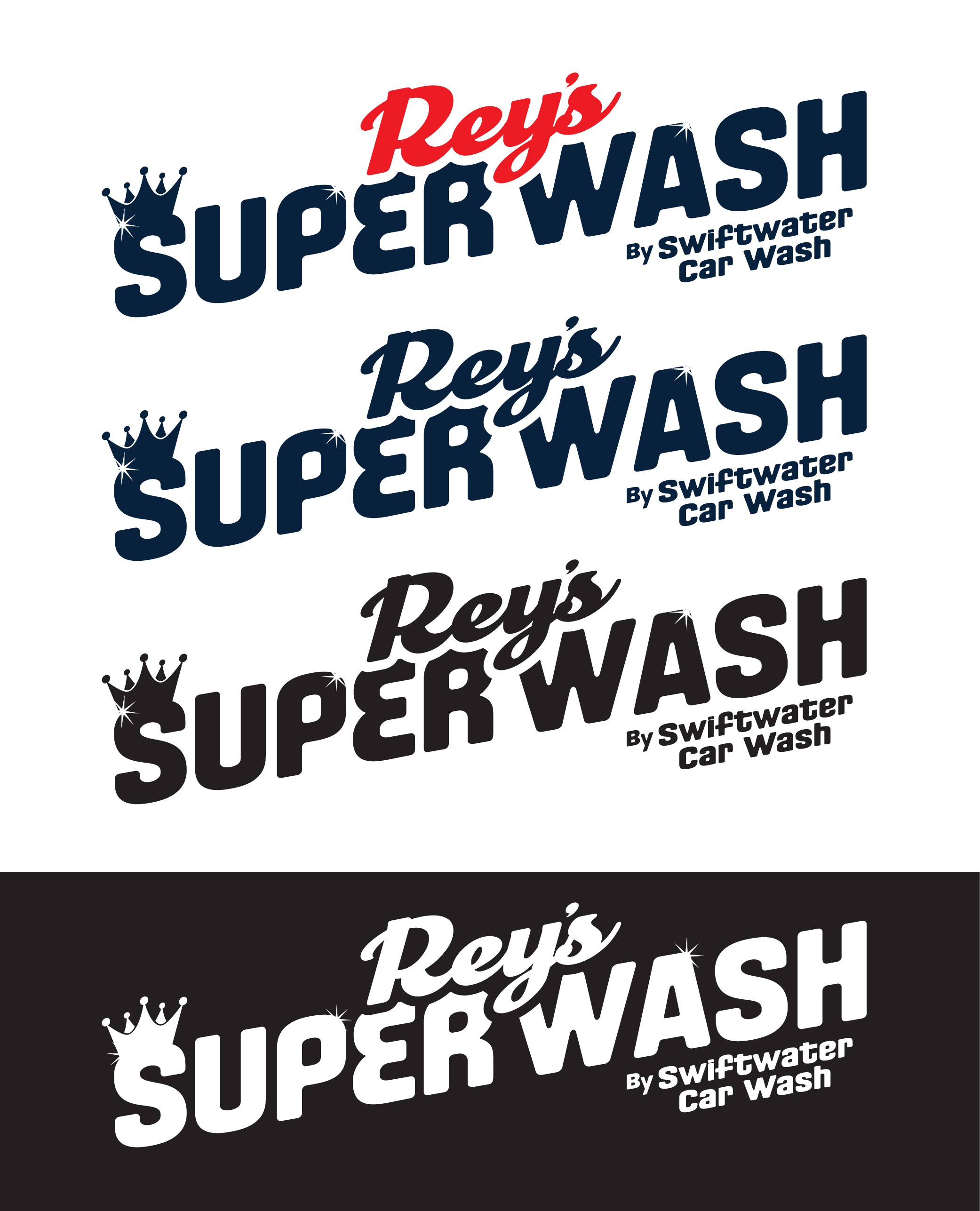 Eclectic Car Wash Owner Needs Logo
