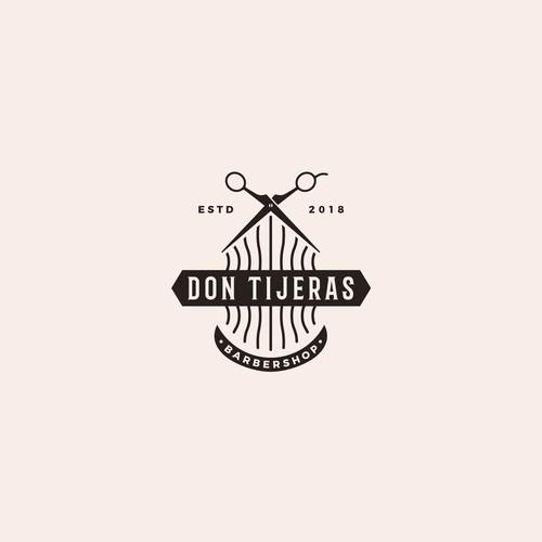 Logo design for Don Tijeras
