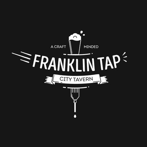 Brand identit for Franklin Tap