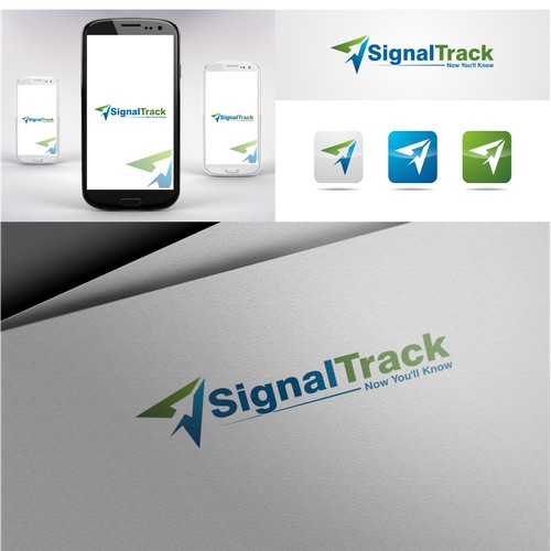Logo design for Signal Track