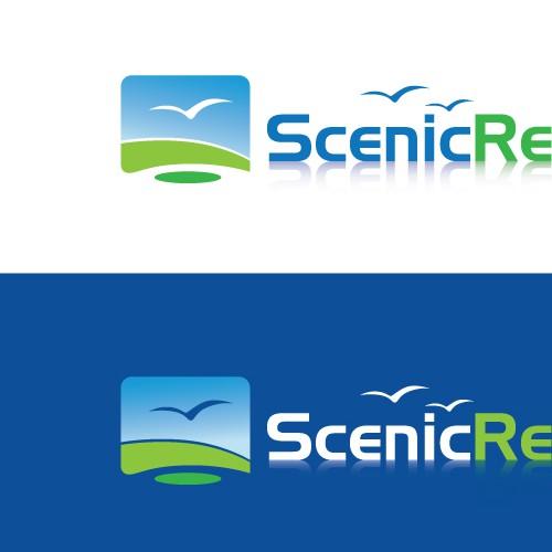 Simple, descriptive logo