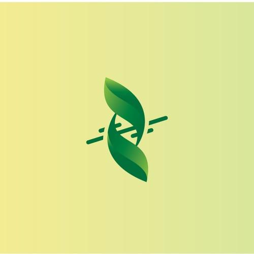 Logo concept for CBD & KRATOM Company