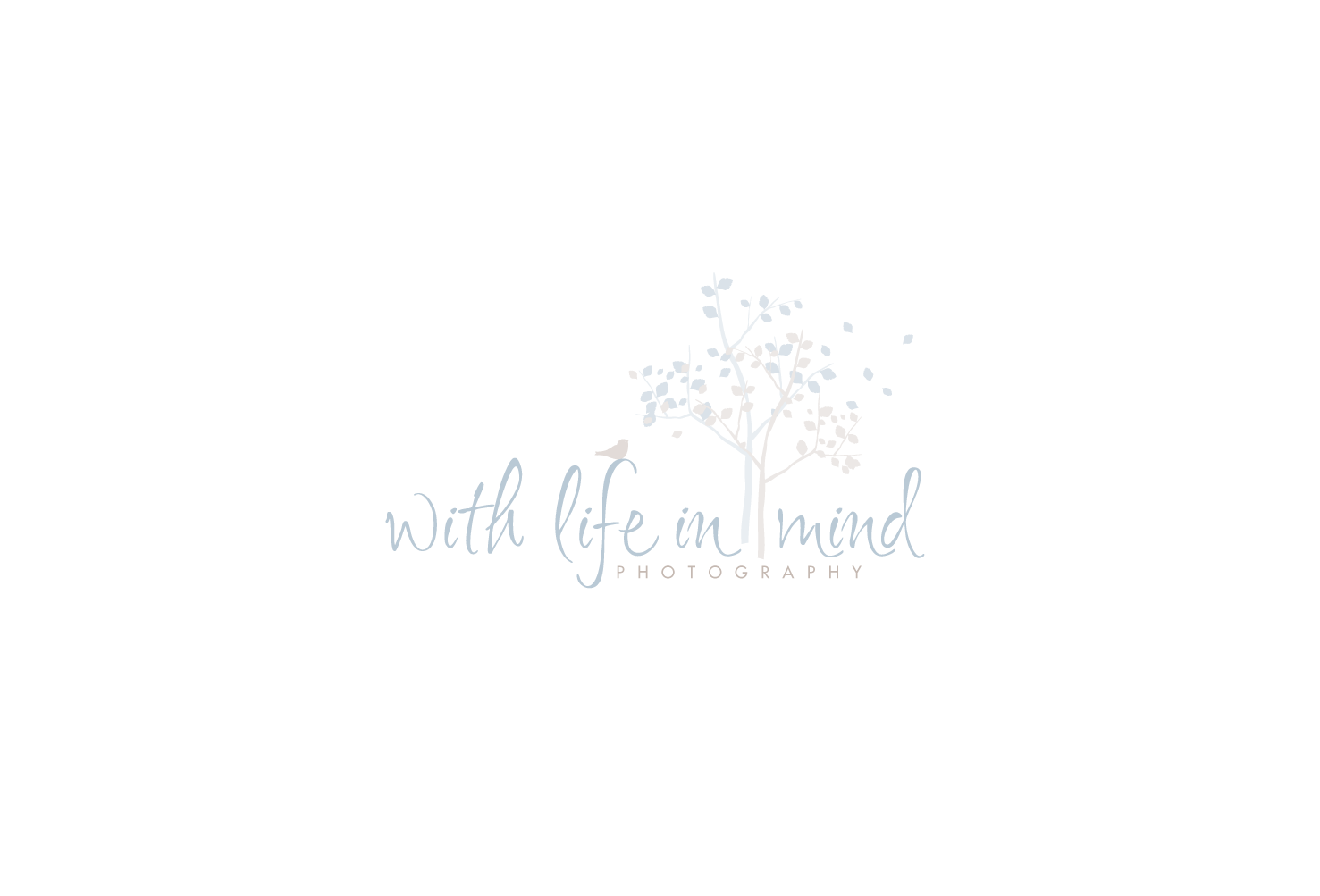 Create a winning design for With Life In Mind Photography