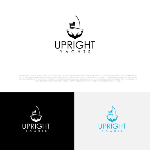 Upright Yachts Logo