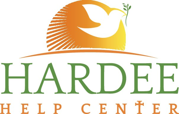 Create a sophisticated logo for a non-profit in Hardee County that helps those in need.