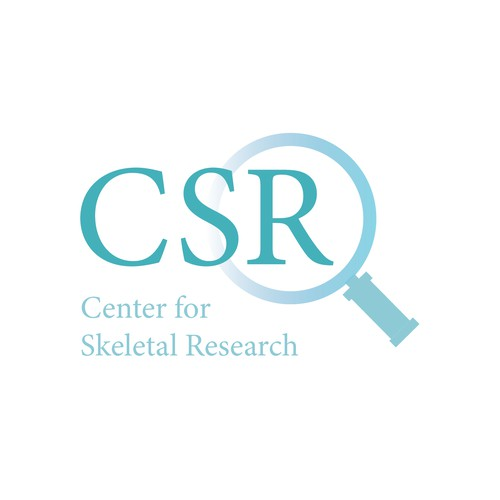 Center for Skeletal Research need a rememberable logo