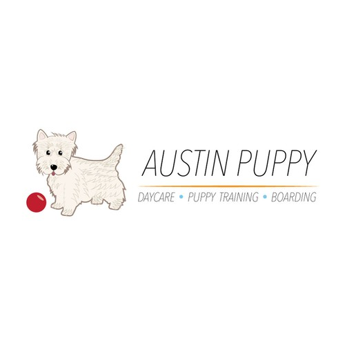 Logo Concept for Doggy Daycare