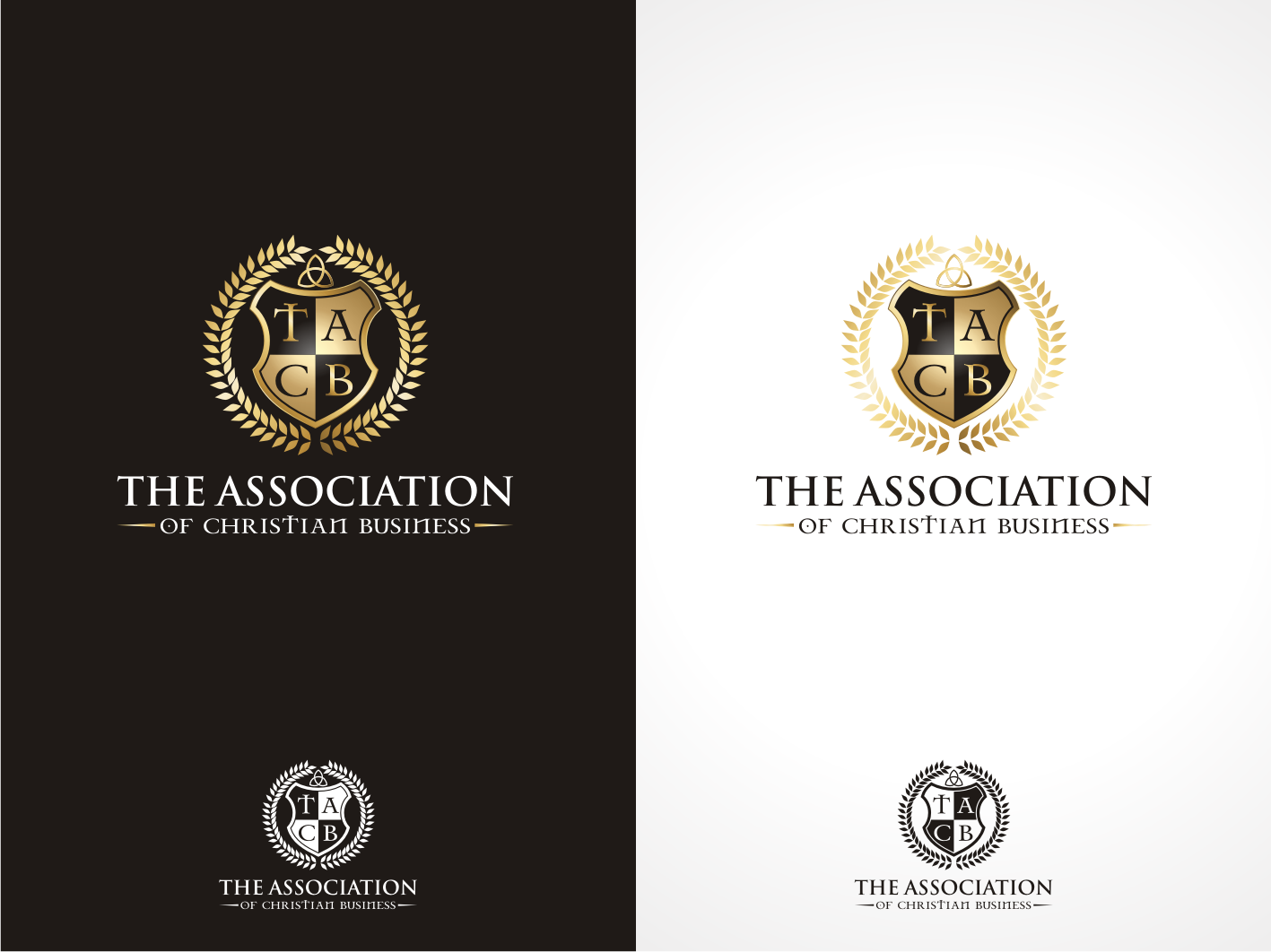 Help The Association of Christian Business with a new logo