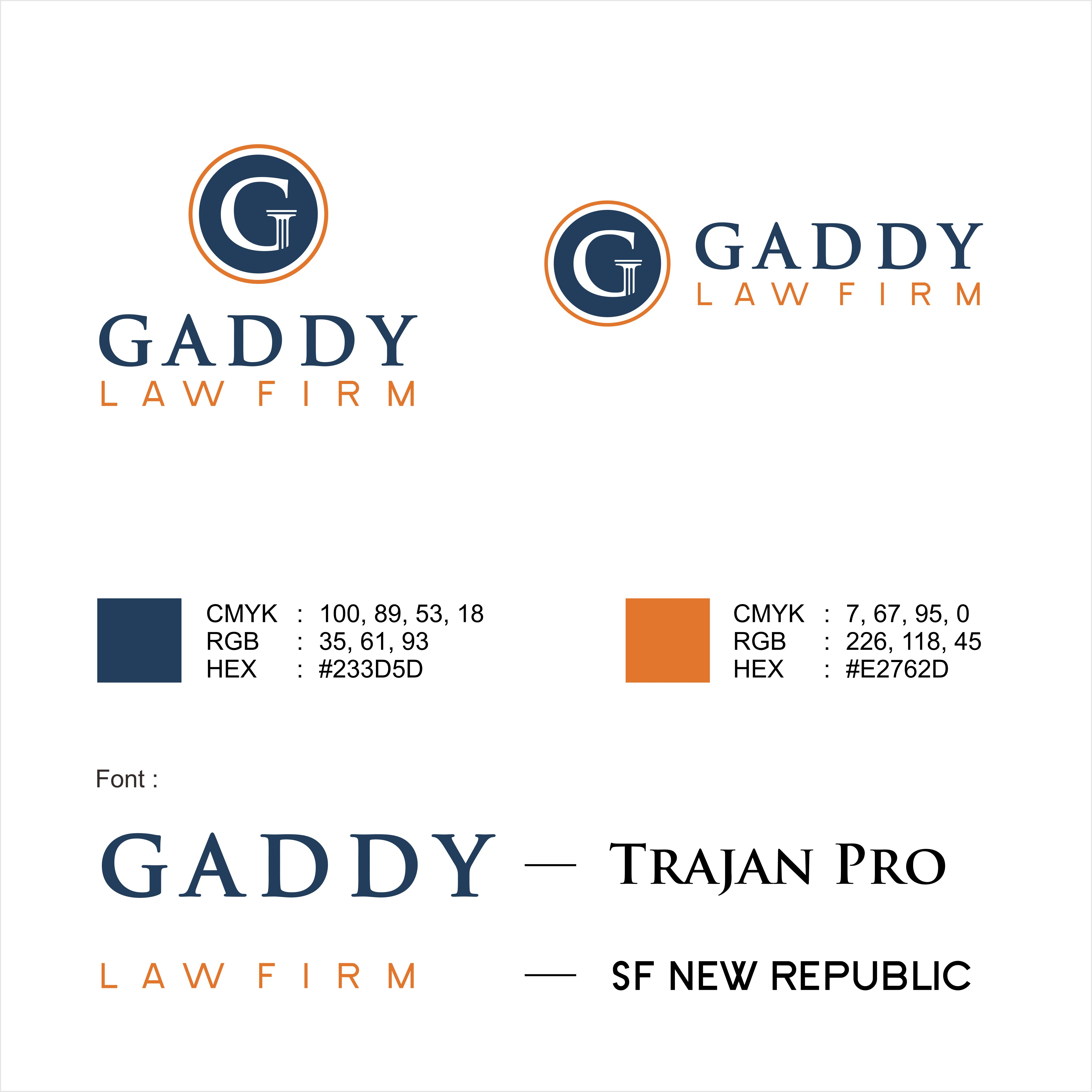 New Law Firm needs a Stand-Out Logo