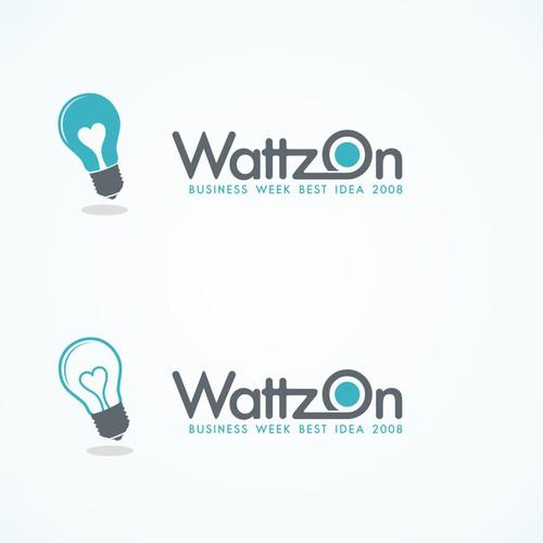 Help WattzOn (BusinessWeek Best Idea 2008) with a new logo