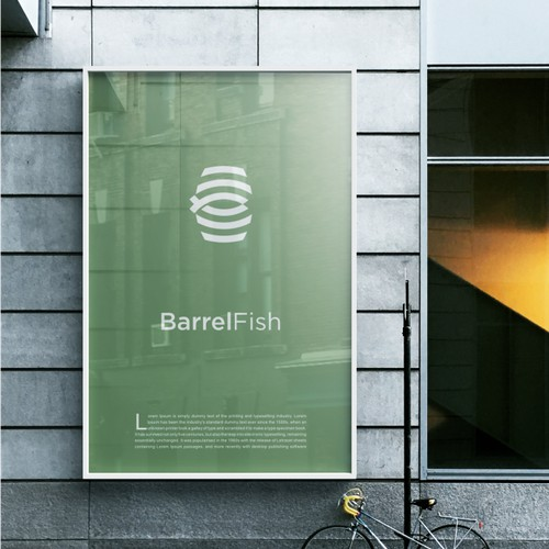 Barrel Fish Logo