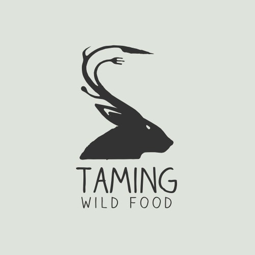 Logo for wild game recipe site targeted at urban non-hunters
