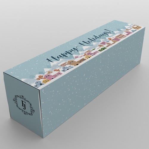 Holiday Box Design