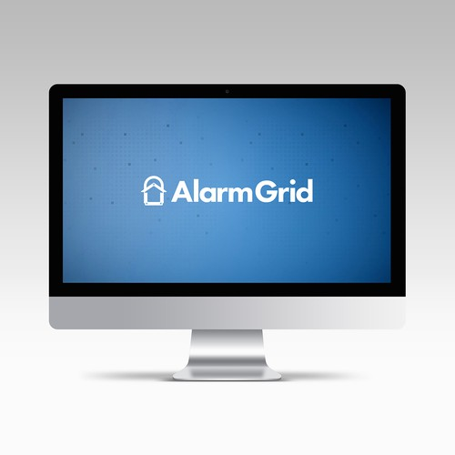Alarm Grid Desktop Background