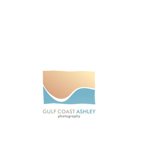 Logo concept for Gulf Coast Photography