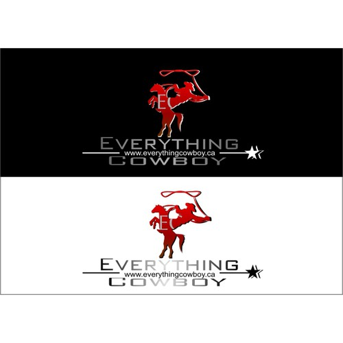logo for EverythingCowboy.ca
