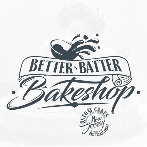 Logo for Bakeshop