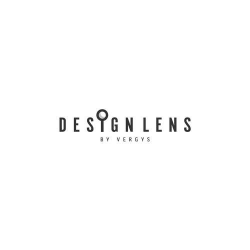 Design Lens Logo