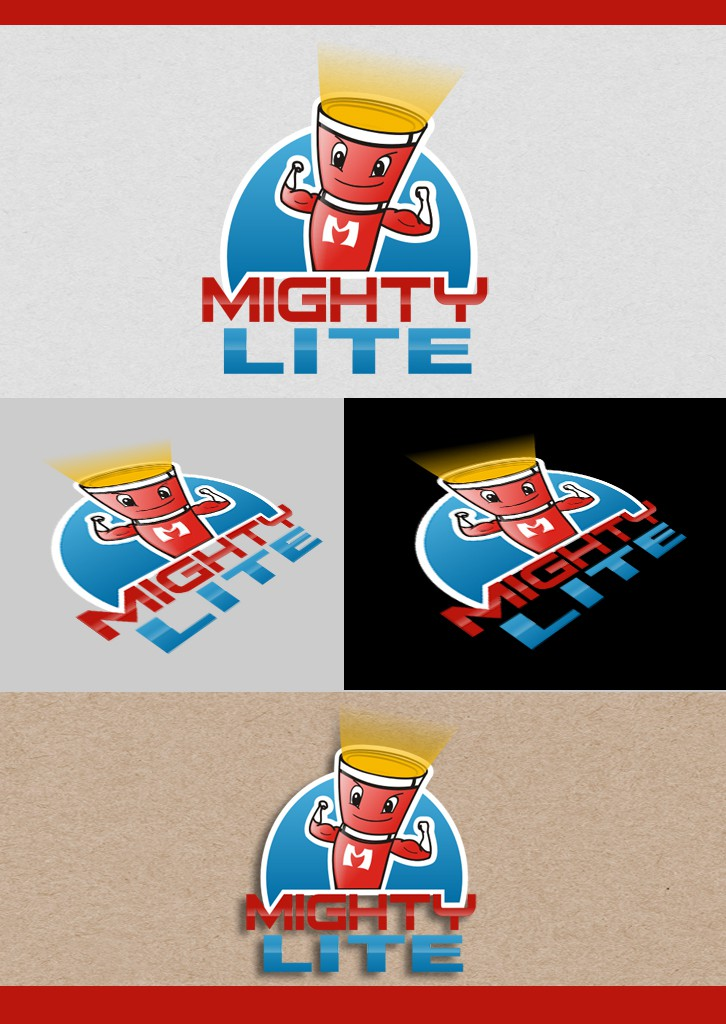 Help MightyLite with a new logo