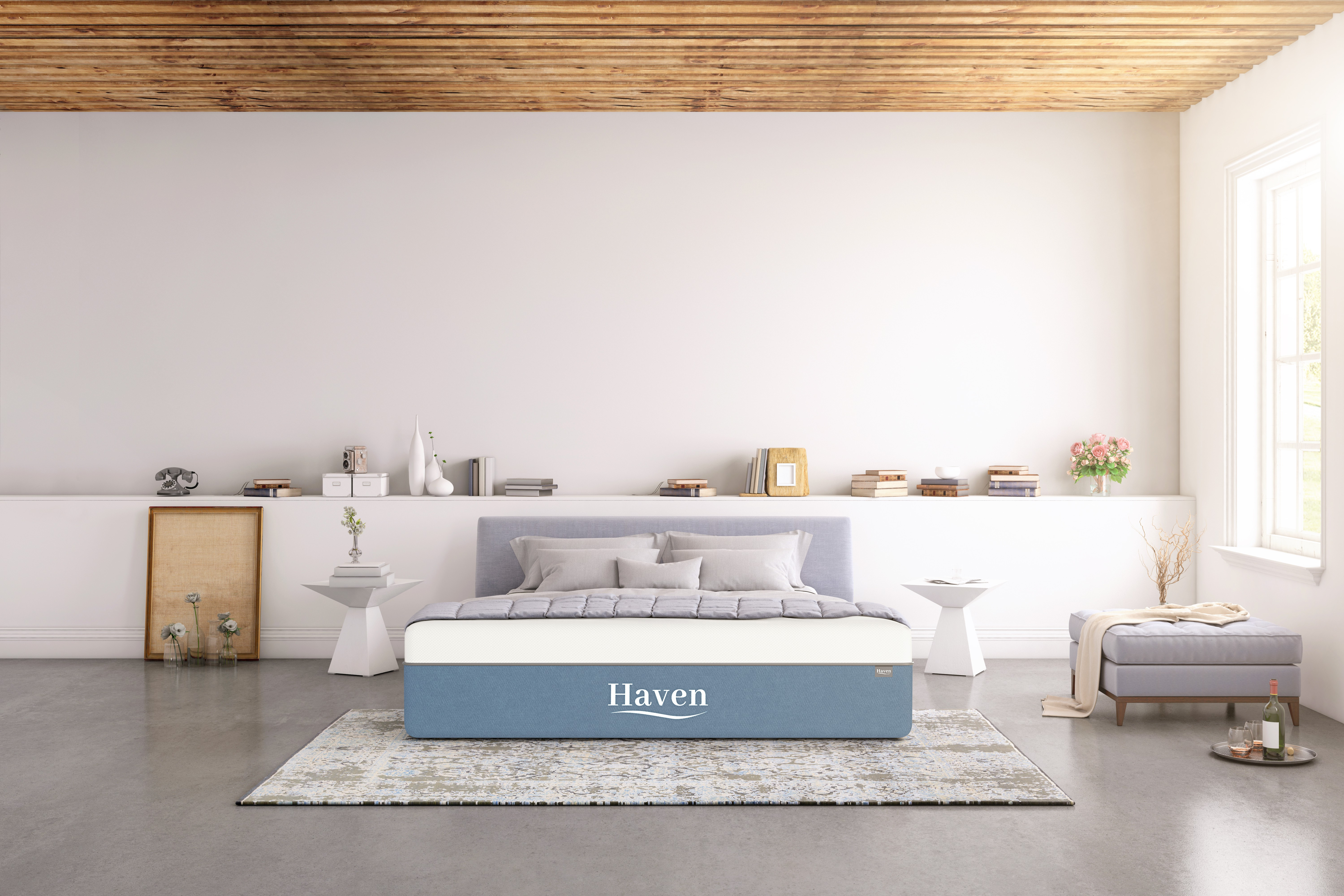 Create Great Product & Lifestyle Images For an Ecommerce Mattress Company