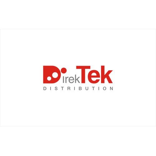 logo for DirekTek Distribution
