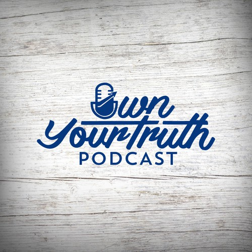 Own your truth podcast logo