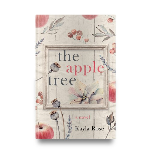 "Book cover for ""The Apple Tree"""