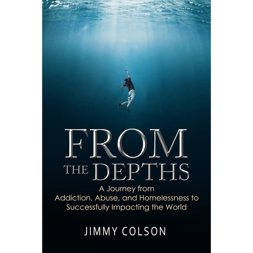 Book Cover Concept for Jimmy Colson
