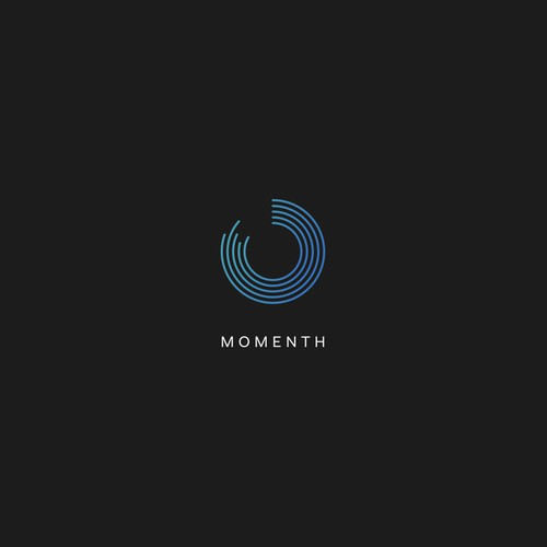 Elegant logo for a physiotherapy center