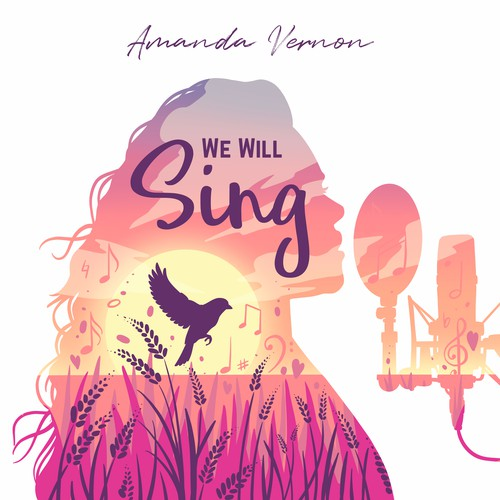 Amanda Vernon - We Will Sing (song cover art)