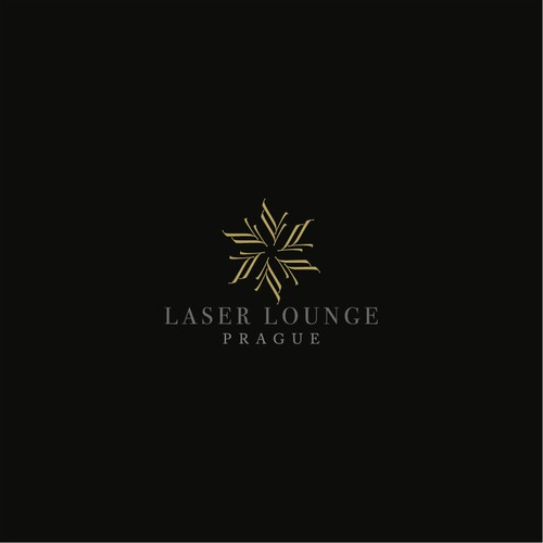 Create us a logo for Laser Lounge Prague