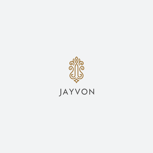 Logo for luxury sportswear