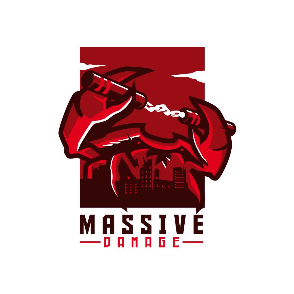 Massive Damage Games studio needs a new logo!