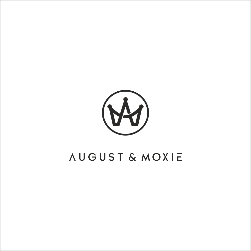 """""""August and Moxie"""" the upcoming fashion accessory brand is looking for a logo and brand-identification"""