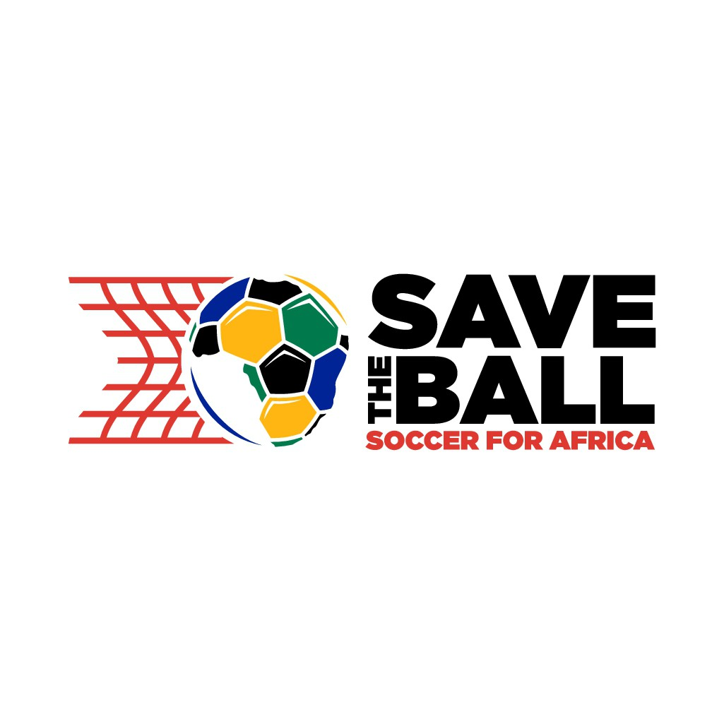Design a logo to fulfill a boy's vision to provide soccer nets to Africa