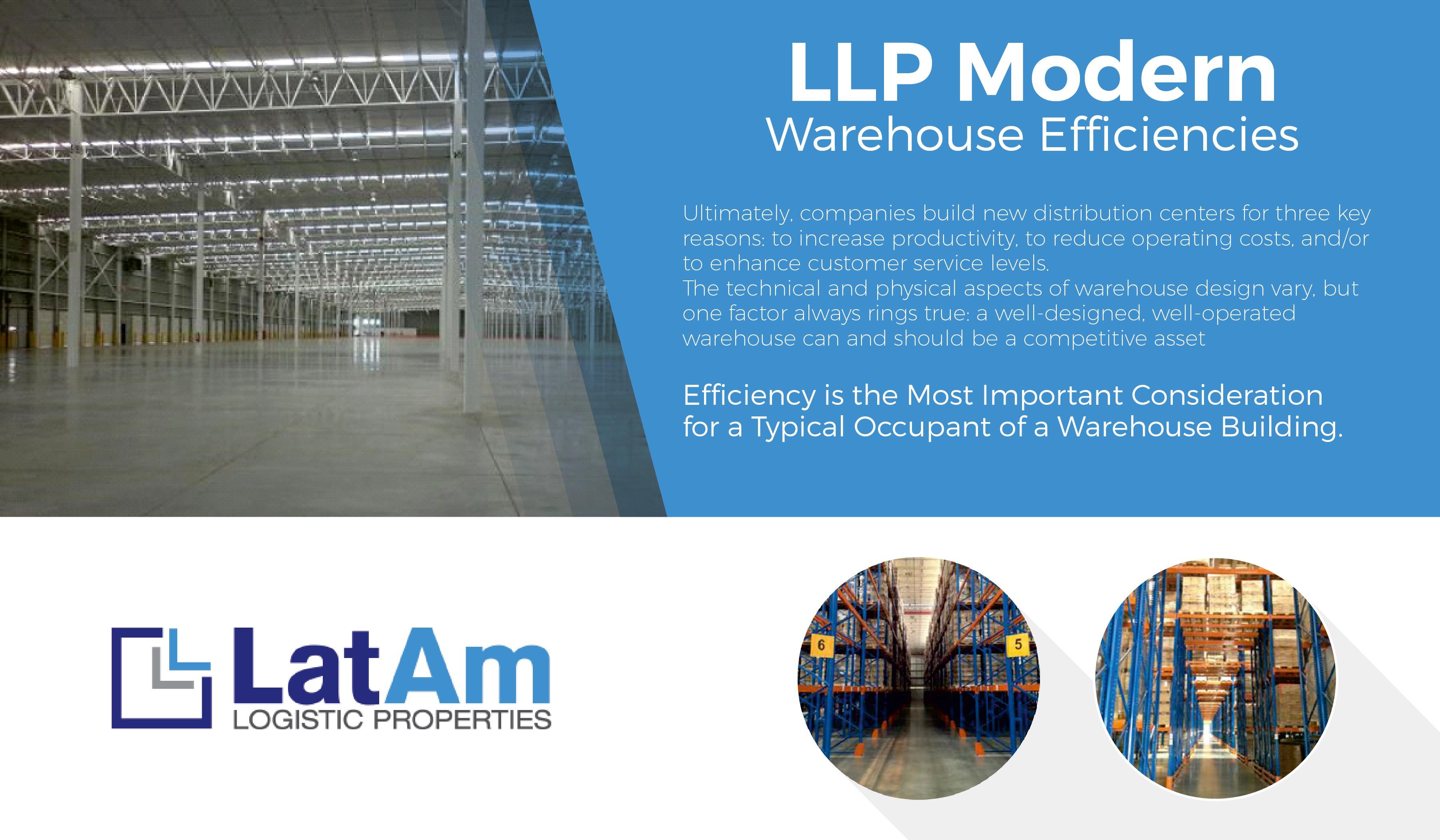 Warehouse Efficiency Infographic Presentation