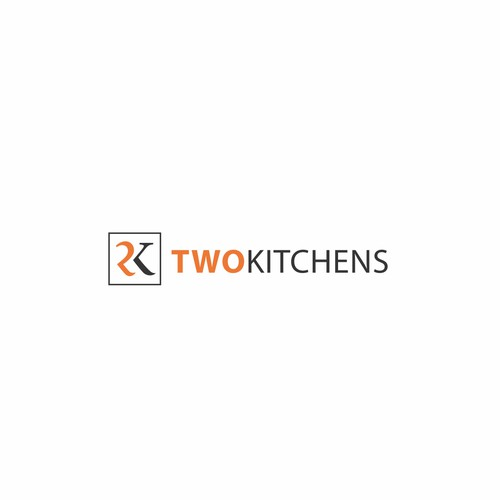 logo for Two Kitchens