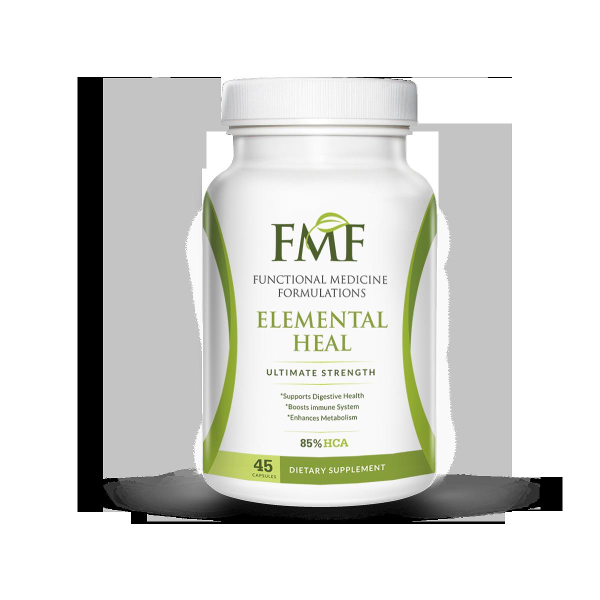 Nutritional Supplement Label Design