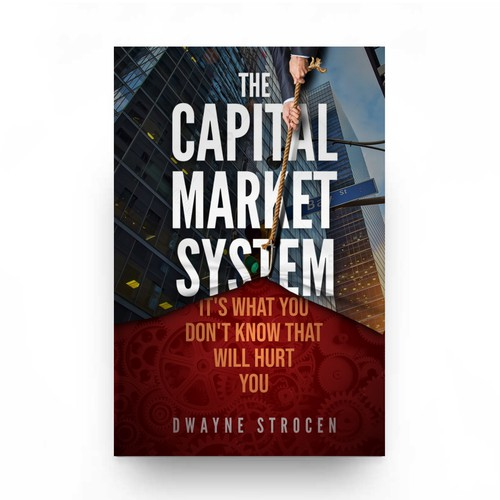 Book Cover revealing secrets of capital markets