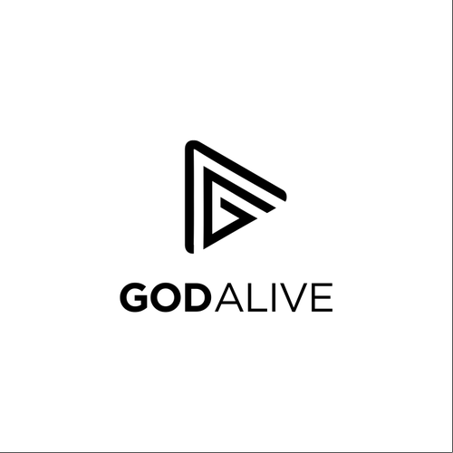 GOD ALIVE logo