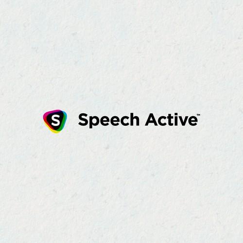 Speech logo