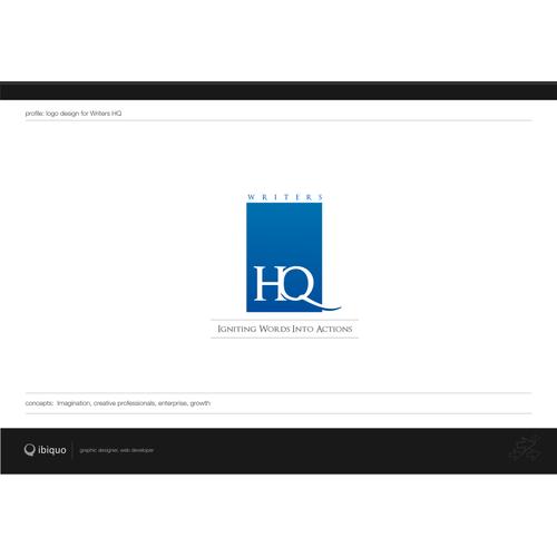 HQ - Logo design