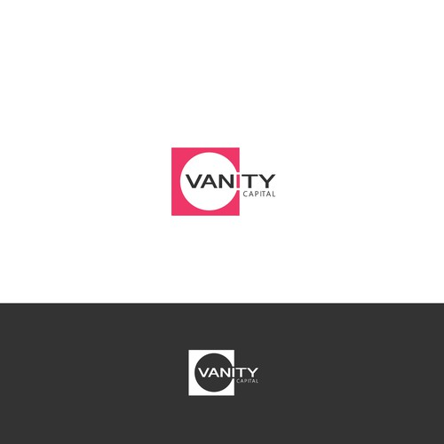 Vanity Capital logo design