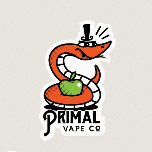 Primal Stickers