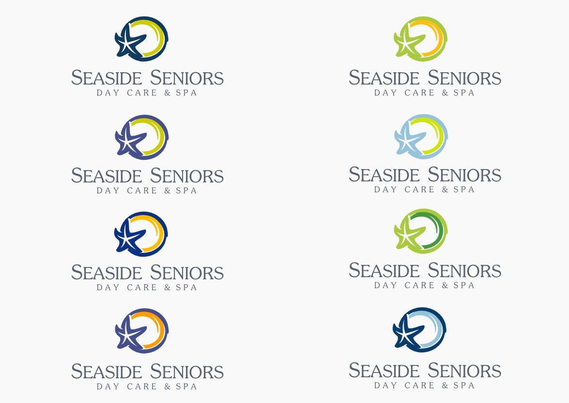 logo for Seaside Seniors Day Care & Spa