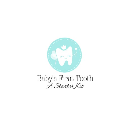 Logo Baby's First Tooth