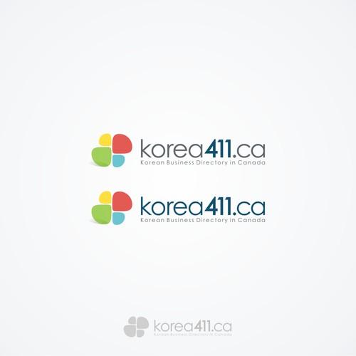 Logo for Korea411.ca