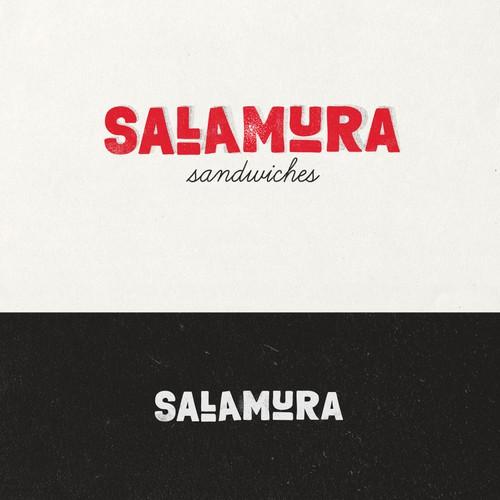 Logo for the sandwich bar