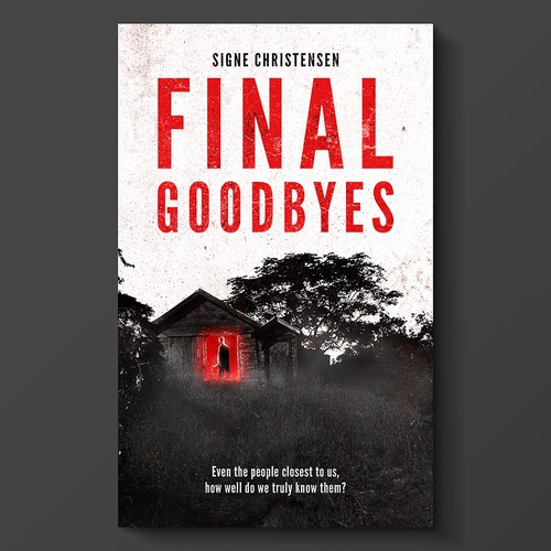 Final Goodbyes Book Cover