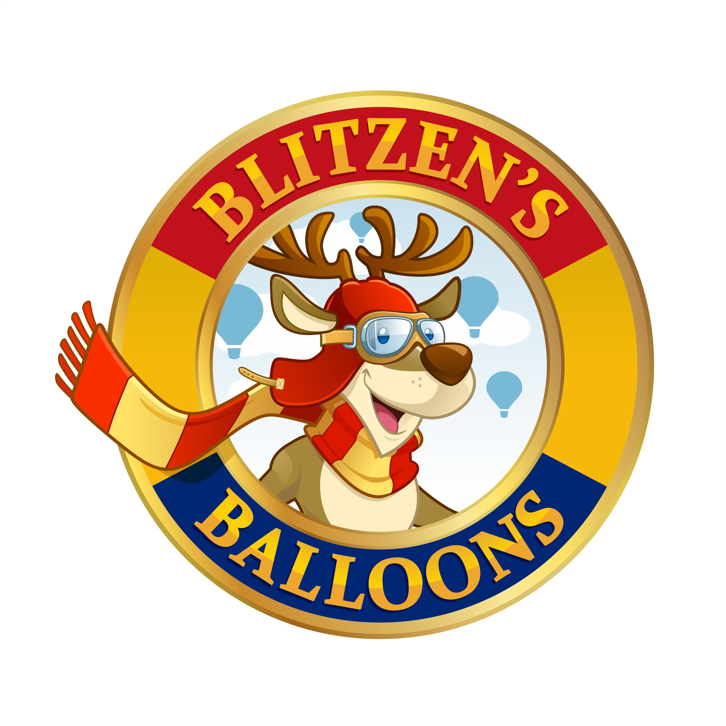 Blitzen's Balloons